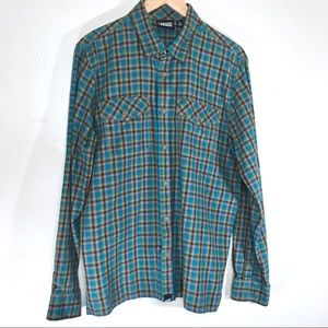 Vans Button Down